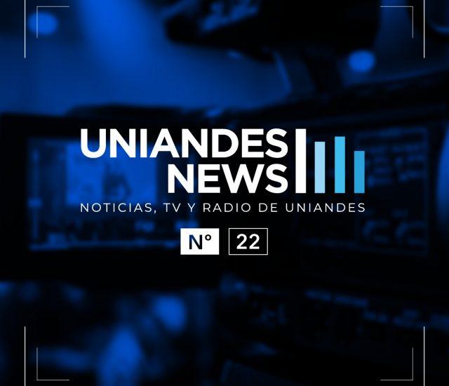 Uniandes news 22